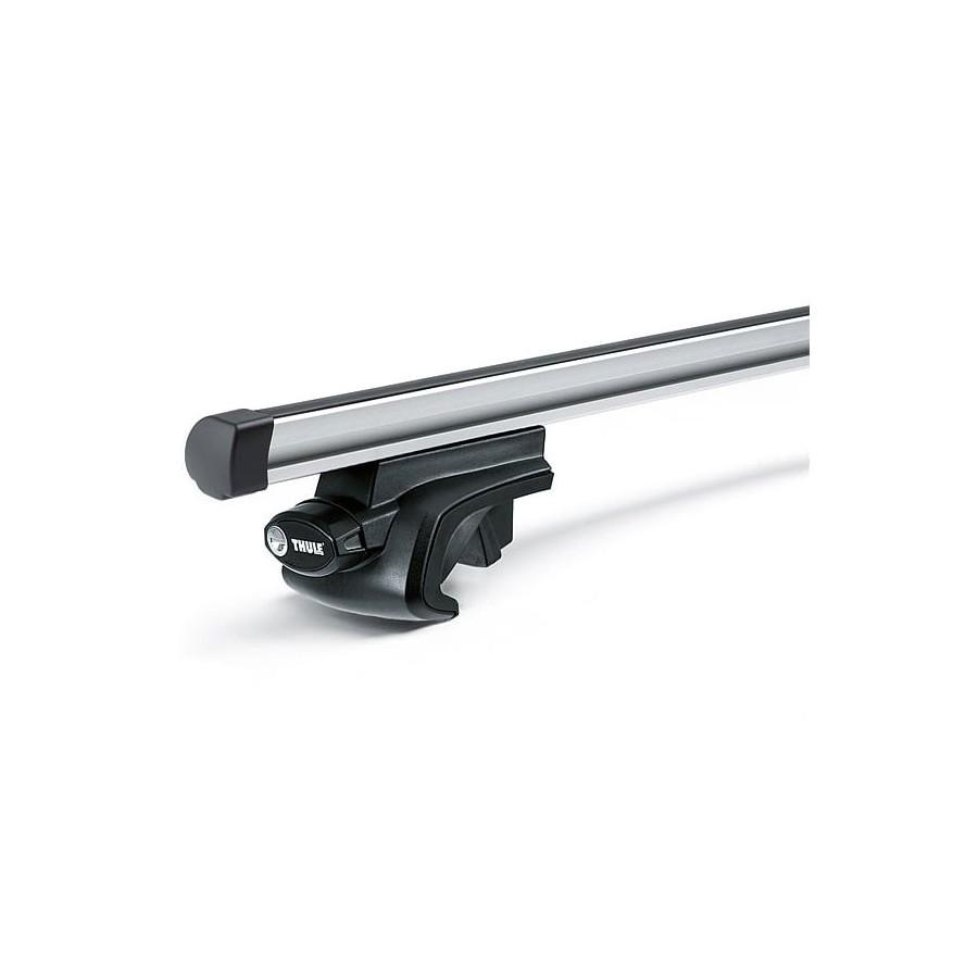 ProBar - Soluzione composta per montaggio 1 Barra in alluminio a tripla canalina