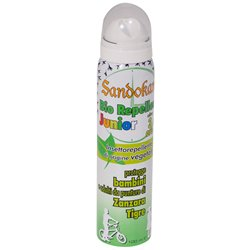Sandokan 7040 Spray corpo Repellent Natura