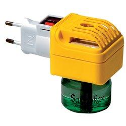 Sandokan 7180 Set elettroemanatore + liquido antizanzare
