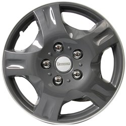 "Michelin 9029 Set 4 copricerchi 13"" mod. 942 Grey"