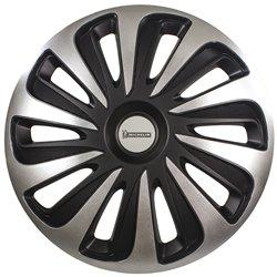 "Michelin 9120 Set 4 copricerchi 13"" mod. 3D Black Edition"