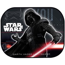 Disney 28155 Tendine parasole laterali Star Wars 44x35 cm