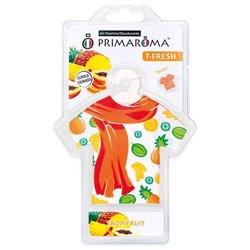 Primaroma 100902 Conf. 6 pz T-Fresh Sciarpe Frutti esotici