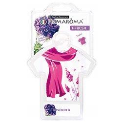 Primaroma 100903 Conf. 6 pz T-Fresh Sciarpe Lavanda