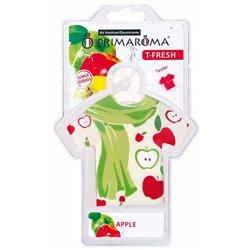 Primaroma 100904 Conf. 6 pz T-Fresh Sciarpe Mela verde