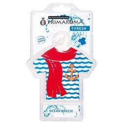 Primaroma 100905 Conf. 6 pz T-Fresh Sciarpe Brezza marina