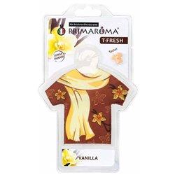 Primaroma 100906 Conf. 6 pz T-Fresh Sciarpe Vaniglia