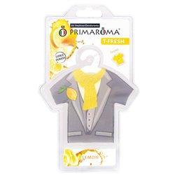 Primaroma 100911 Conf. 6 pz T-Fresh Giacche Limone