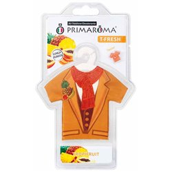 Primaroma 100912 Conf. 6 pz T-Fresh Giacche Frutti esotici