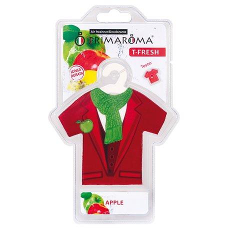 Primaroma 100914 Conf. 6 pz T-Fresh Giacche Mela verde