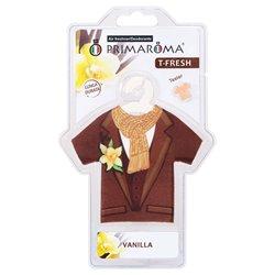 Primaroma 100916 Conf. 6 pz T-Fresh Giacche Vaniglia