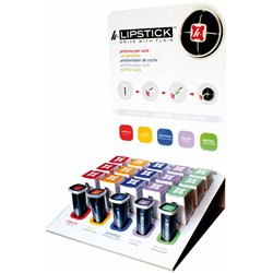 K-Lipstick 60FLSW Esp. da banco 60 pz (12x5) assortiti