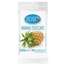 Euro Company EUR04340 Conf. 8 buste Semplicemente Frutta Ananas 25 g