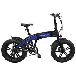 MASERATI MA-FAT20FB Fat E-Bike pieghevole F20 blu