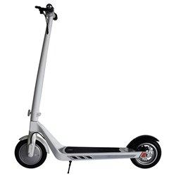 """MASERATI MA-MON85W E-Scooter pieghevole 8.5"""" bianco"""