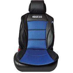 Sparco SPC0902AZ Coprisedile 3D Racing nero/blu