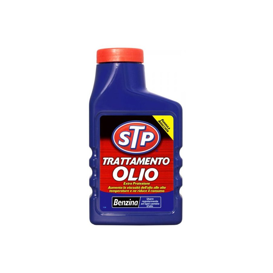 STP 120124 Cart. 12 pz Trattamento olio benzina 300 ml