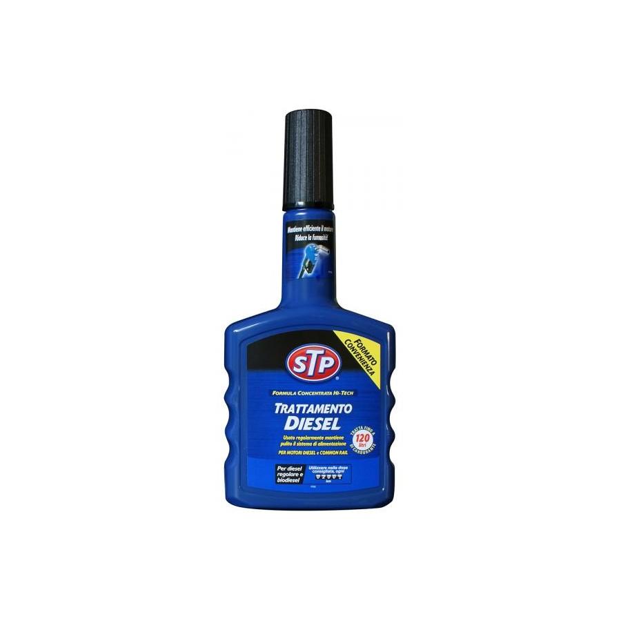 STP 120230 Cart. 6 pz Trattamento motori diesel e common rail 400 ml