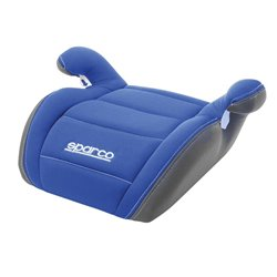 Sparco F100K-BL Seggiolino di sicurezza per bambini 15-36 kg blu/grigio
