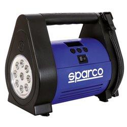 Sparco SPT160 Compressore 12V con manometro digitale