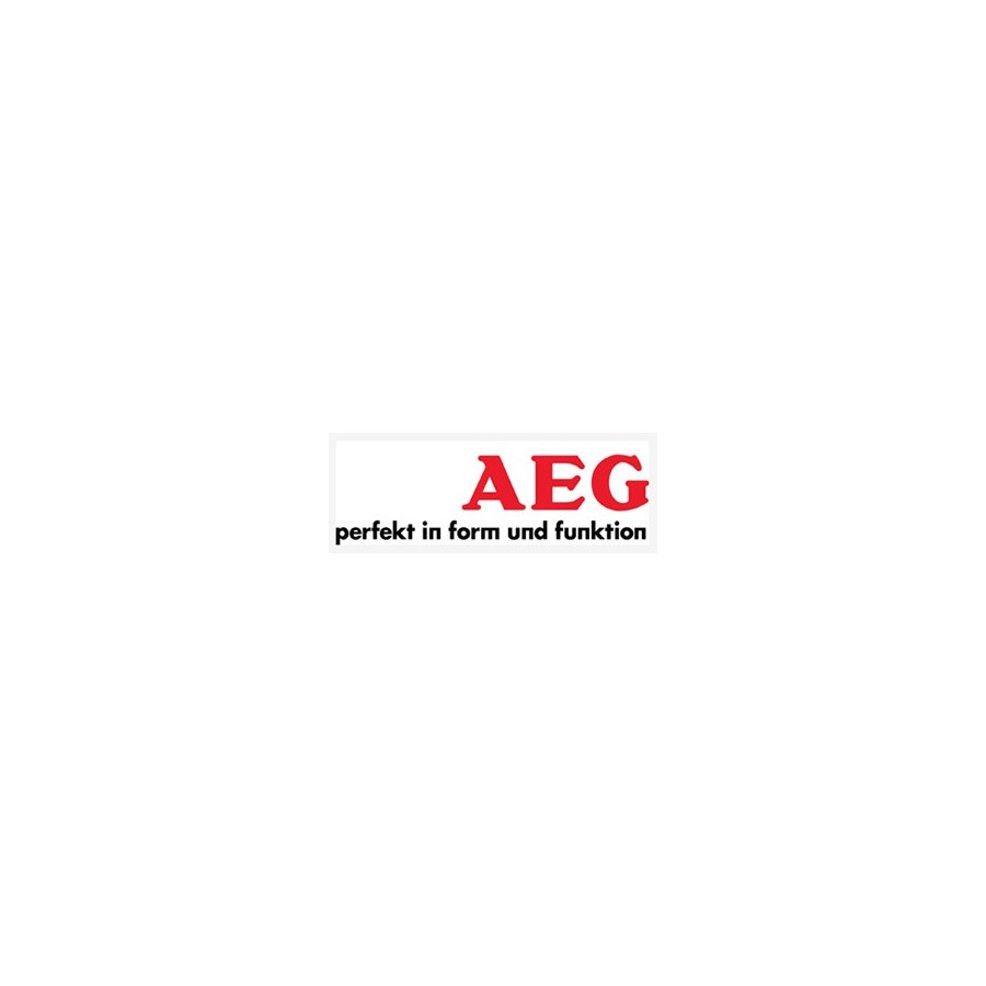 Manufacturer - Aeg
